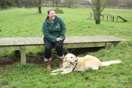 Interview with :   Hannah, PAWS Instructor
