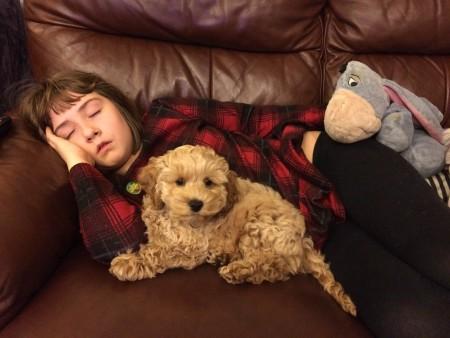 Kirsten and Sandy - blog 1
