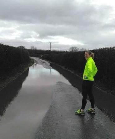 Elizabeth - marathon training
