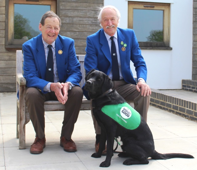 Midlands County Canine Society donates £26,000